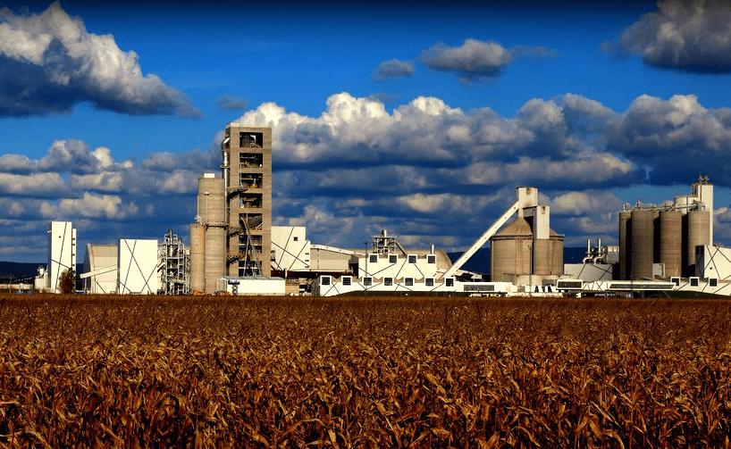Nagy építőipari projektekhez gyárt nyersanyagot a királyegyházi cementgyár